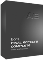 Final Effects Complete 5 FxPlug Academic (Electronic Software Delivery)