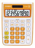 Casio MS10VC Basic Calculator (Orange)