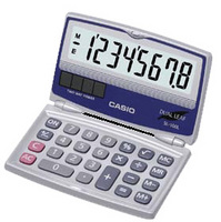 Casio SL-100L Basic Calculator