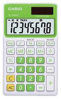 Casio SL-300VC Basic Calculator (Green)