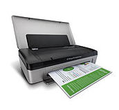 click for Full Info on this OfficeJet 100 Mobile Printer