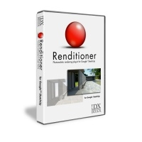 Renditioner v2 (For SketchUP Pro PC)