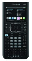 TI Nspire CX CAS Graphing Calculator