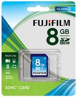 Class 4 SDHC Memory Card (8GB)