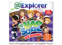 Leapster Explorer Learning Game: LeapSchool Reading
