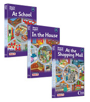 New to English: 3-CD Set (OneSchool Site License)