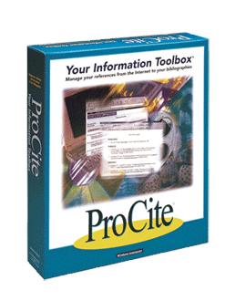 ProCite 5.0 (5-User Lab Pack)
