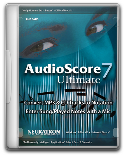 Audioscore ultimate 7