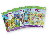 Tag Learn To Read Phonics Book Series: Advanced Vowels
