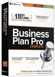 Business Plan Pro Complete (Electronic Software Delivery)