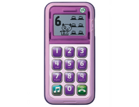 Chat & Count Cell Phone (Violet)
