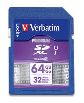 64GB SDXC Card (Class 10)