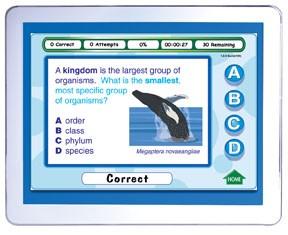 Grades 5 - 9 Six Kingdoms Interactive Review Question CD (Site License)