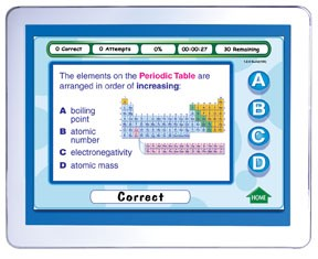 High School Chemistry Interactive Review Question CD (Site License)