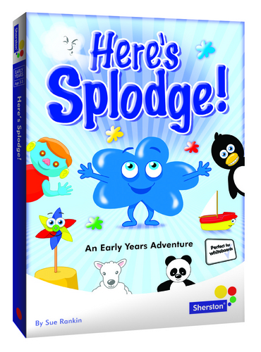 Here's Splodge (Unlimited Site)