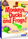 Sherston Software Monkeys, Ducks and Frogs (5 User)
