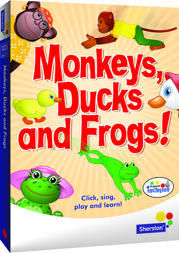 Monkeys, Ducks and Frogs (10 User)