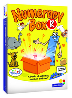 Numeracy Box - 1 (Unlimited Site)