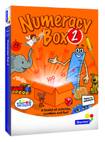 Numeracy Box - 2 (10 User)