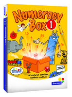 Numeracy Box - R (5 User)