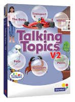Talking Topics V2 (10 user)