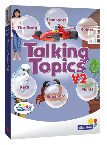 Talking Topics V2 (10 user)
