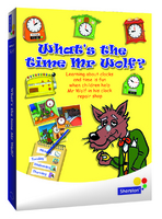 What's the Time Mr. Wolf (10 User)