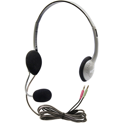 Personal Multimedia Headset w/ Microphone
