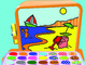Sherston Software Stripy Tiger and Spotty Shark's Picture Box (Unlimited Site)