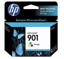 901 Tricolor Officejet Ink Cartridge