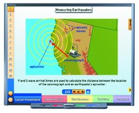 Earthquakes Multimedia Lesson (Site License)