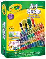 Crayola Art Studio Online (One Year Site)
