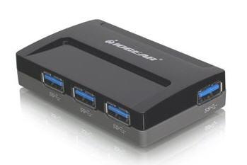 SuperSpeed USB 3.0 4-Port Hub