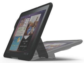 SecureBack Security Case with 2-Way Stand for Samsung Galaxy Tab