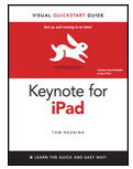 Keynote for iPad: Visual QuickStart Guide