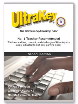 UltraKey 6 (Single Station School Edition)