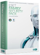 ESET Family Security Pack 5 Devices/2 Year