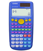 FX-55Plus Fraction Scientific Calculator