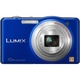 Panasonic Lumix DMC-SZ1 16.1 Megapixel Digital Camera (Blue)