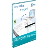 IRISnotes Express 2 Digital Pen (With $30 Mail-in Rebate) for Mac,Win