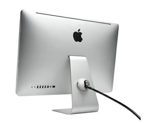 SafeDome Secure ClickSafe Keyed Lock for iMac