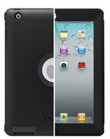 Defender Series for iPad2/iPad3 (Black)