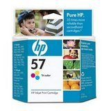Hewlett Packard #57 Tri-color Ink Cartridge