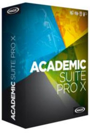 MAGIX Academic Suite Pro X (Electronic Software Delivery)