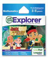Explorer Learning Game: Jake and the Never Land Pirates