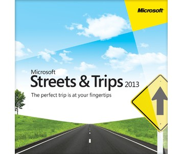 Streets and Trips 2013 - Download