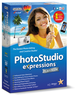 PhotoStudio Expressions Platinum 6 (Home Edition) (Electronic Software Delivery)