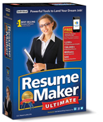 ResumeMaker Ultimate 6 (Home Edition) (Electronic Software Delivery)
