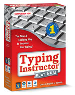 Typing Instructor Platinum 21 (Home Edition) (Win) (Electronic Software Delivery)