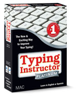 Typing Instructor Platinum 21 (Home Edition) (Mac) (Electronic Software Delivery)